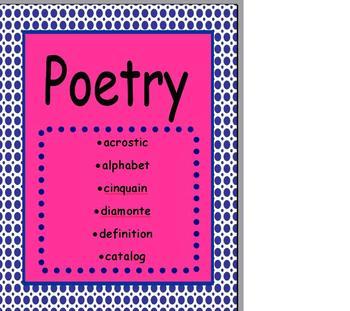 Poetry Packet of Fun