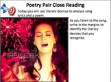 """Poetry Pair:  Katy Perry """"Firework"""" and Edgar Lee Masters"""