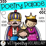 Poetry Palace: A Unit on the Structural Elements of Poetry
