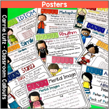 Poetry for Primaries