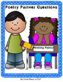 Poetry Partner Questions