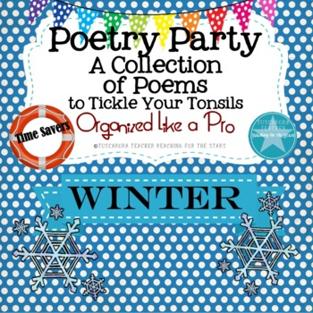 Poetry Party a Collection of Poems to Tickle Your Tonsils for the Winter