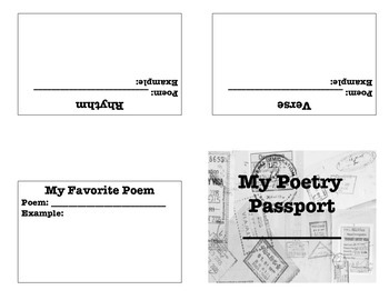Poetry Passport