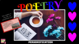 Poetry: Personification Poem (Digital/Remote, Ready-to-Go Lesson)