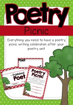 Poetry Writing Celebration