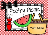 Poetry Picnic for Any Math Class