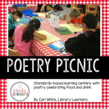 Poetry Centers Picnic Themed