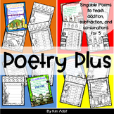 Number Combinations and Poems: Poetry Plus...