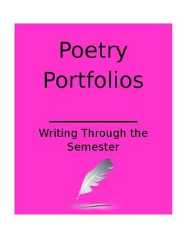 Poetry Portfolio Project