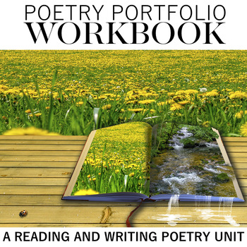 Poetry Portfolio: Reading and Writing Poetry Workbook