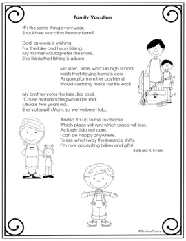 POETRY UNIT: Poetry Activities, Poetry Elements, Poetry Forms, Poetry Writing