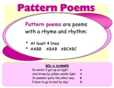 Poetry Posters for Writing Centers