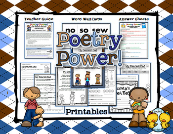 Poem of the Week: Father's Day Poetry Power!