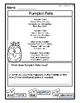 Poetry Printables and Flip-Books {October}