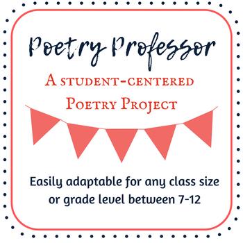 Poetry Professor Presentation