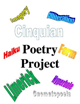Poetry Project: Favorite Poems