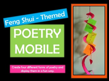 Poetry Project - Feng Shui Poetry Mobile