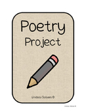 Poetry Project (Limerick, Haiku, Free Verse, and Ballad)