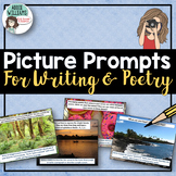 Poetry & Writing Prompts