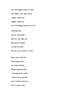 Poetry Puzzle