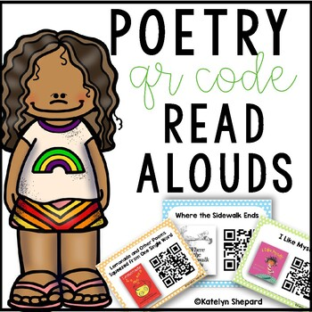 Poetry QR Code Read Alouds