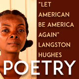 "Poetry Lesson on ""Let America Be America Again,"" Langston Hughes"