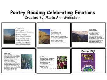Poetry Reading Celebrating Emotions