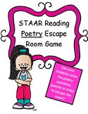 Poetry Reading Escape Room Review Game