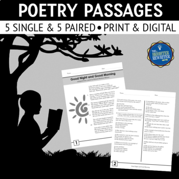 Poetry Passages and Questions