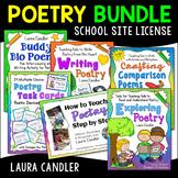 Poetry Unit School Site License