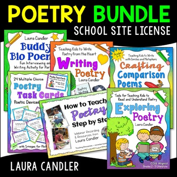 Poetry Unit School Site License