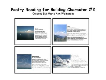 Poetry Reading for Building Character #2