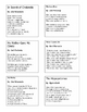 Poetry Recitation - Simple Start!