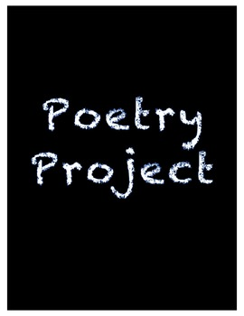 Poetry Research and Writing Project