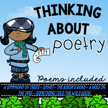 Poetry Resource- Thinking about Poetry