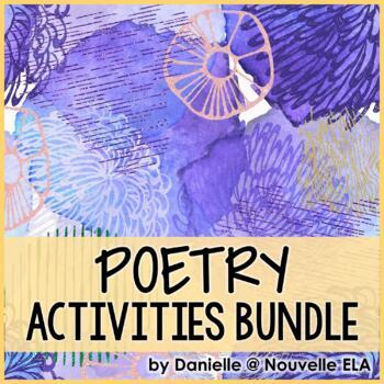 Poetry Resources Bundle