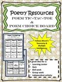 Poetry Writing Activities