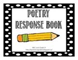 Poetry Response Book