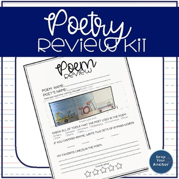Poetry Review Book