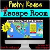Poetry Review Digital Escape Room