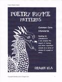 Poetry Rhyme Pattern