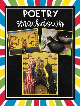 Poetry SMACKDOWN Event