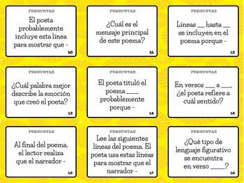 POETRY Workstation - English & Spanish