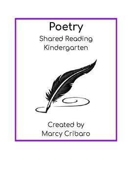 Poetry-Shared Reading for kindergarten