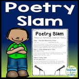 Poetry Slam: Poetry Night where Students Memorize & Perform Poems!