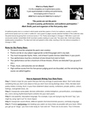 Poetry Slam -- Student Individual or Collaborative Assignment