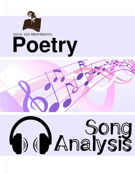 Poetry: Song Analysis Project