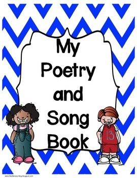 Poetry/Song Book Covers and Parent Letter
