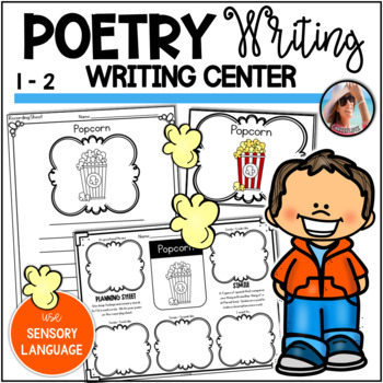 Poetry Speaks ~ A Fun Way to Write About the Things Kids Love
