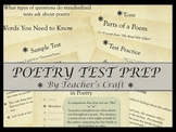 Poetry Standardized Test Prep
